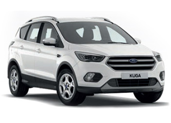 Nou Ford Kuga Business
