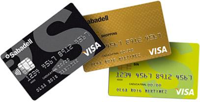 Banco Sabadell cards