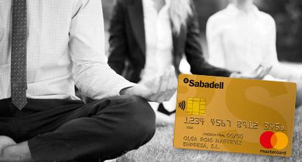 Sabadell Mastercard Business Or