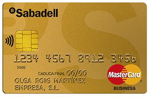 Tarjetas Banco Sabadell