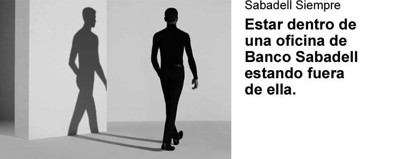 Operar desde ordenador en Banc Sabadell para empresas