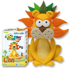 Pack Jumping Clay